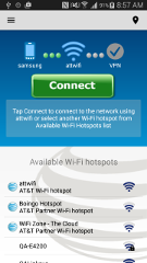 AT&T Global Network Client for Android