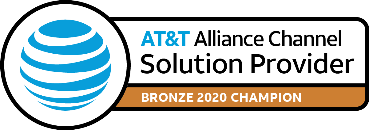 AT&T Alliance Channel 2020 Bronze