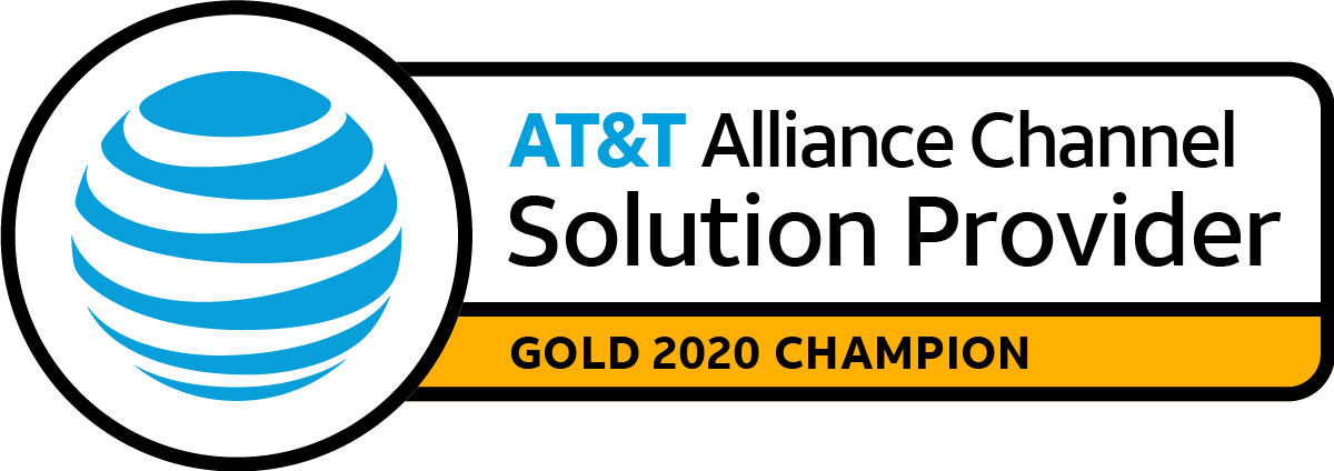 AT&T Alliance Channel 2020 Gold