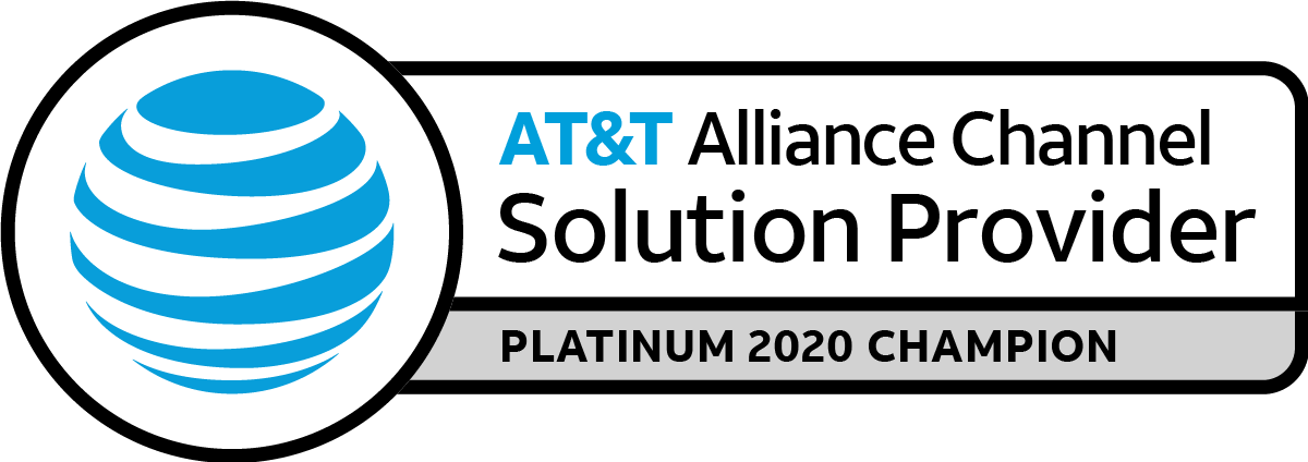 AT&T Alliance Channel 2020 Platinum