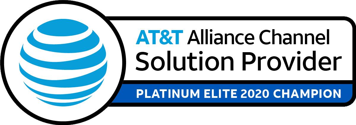 AT&T Alliance Channel 2020 Elite Platinum
