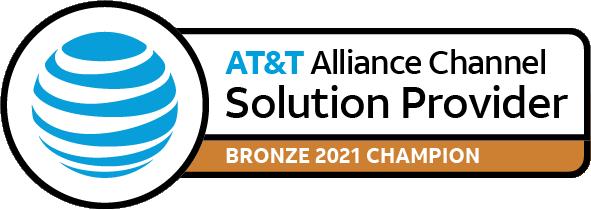 AT&T Alliance Channel 2021 Bronze