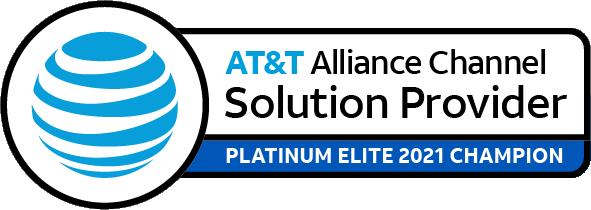 AT&T Alliance Channel 2021 Elite Platinum